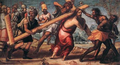 Sodoma The Road to Calvary