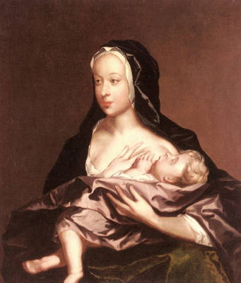 Soest Gerard Mother And Child