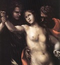 Sodoma The Death of Lucretia