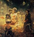 Repin Iliya Under the Sea