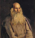 Repin Study of an Old Man