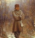 Kramskoi Meditator