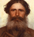 Kramskoi The Portrait of a Peasant
