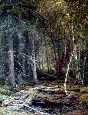 shishkin ivan forest c