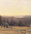 shishkin ivan the forest horizons