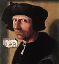 CORNELISZ VAN OOSTSANEN Jacob Self Portrait