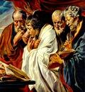 The Four Evangelists WGA