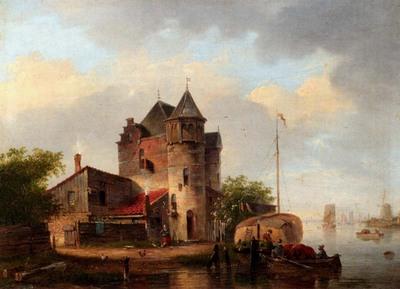 Stok Jacobus Van Der Summer