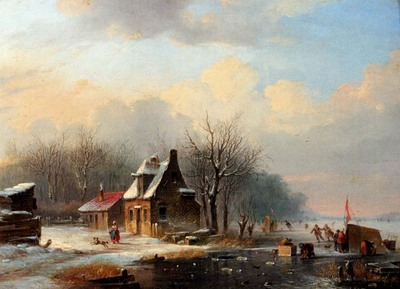 Stok Jacobus Van Der Winter