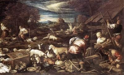 BASSANO Jacopo Noahs Sacrifice