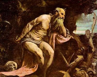 BASSANO Jacopo St Jerome