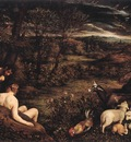 BASSANO Jacopo Garden Of Eden