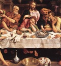 BASSANO Jacopo The Last Supper