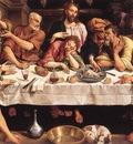 BASSANO Jacopo The Last Supper