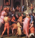 PONTORMO Jacopo Joseph Being Sold To Potiphar