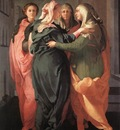 pontormo jacopo visitation