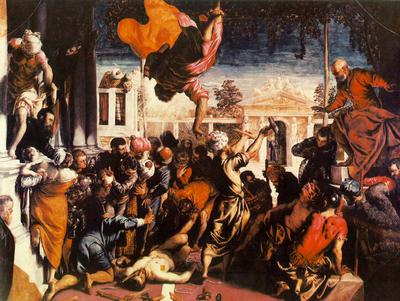 The Miracle of St Mark Freeing the Slave WGA