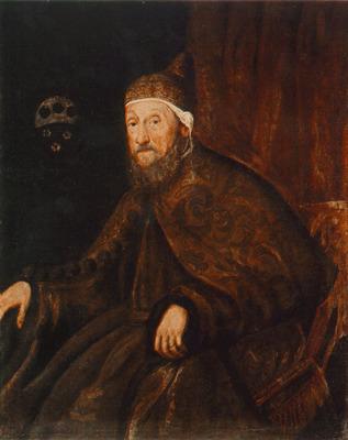 Tintoretto Portrait of Doge Pietro Loredano