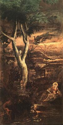Tintoretto St Mary Magdalen