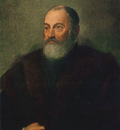 Tintoretto Portrait of a Man c1560