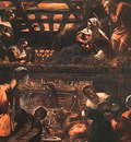 Tintoretto The Adoration of the Shepherds