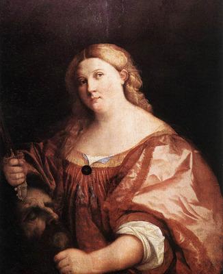 PALMA VECCHIO Judith