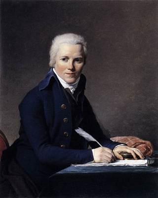 DAVID Jacques Louis Jacobus Blauw