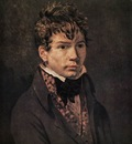 DAVID Jacques Louis Portrait Ingres