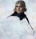 DAVID Jacques Louis Portrait of General Bonaparte