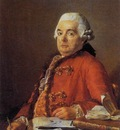 DAVID Jacques Louis Portrait of Jacques Francois Desmaisons