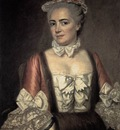 DAVID Jacques Louis Portrait of Marie Francoise Buron