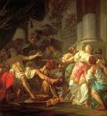 David Jacques Louis The Death of Seneca