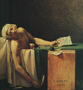 The Death of Marat cgf