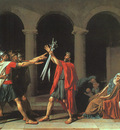 The Oath of the Horatii cgf