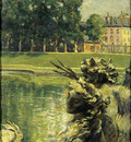 Beckwith James Carroll Bassin de Neptune Versailles