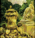 Beckwith James Carroll Jardin de la Fontaine Aa Nimes France