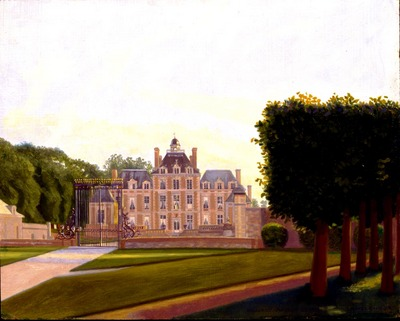 Childs James Chateau Balleroy
