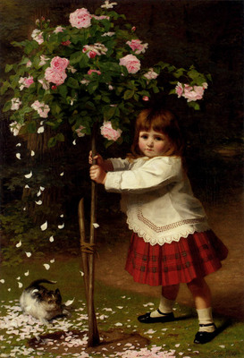 Hayllar James Plagues Of The Garden