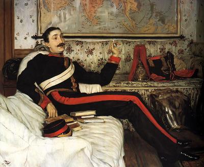 Colonel Frederick Gustavus Barnaby