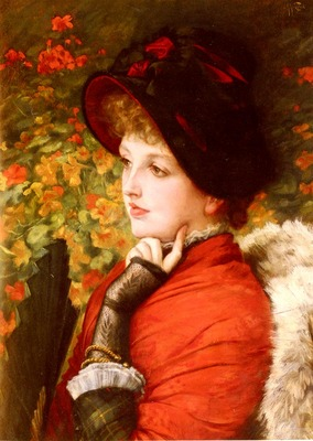 Tissot James Jacques Joseph Type Of Beauty