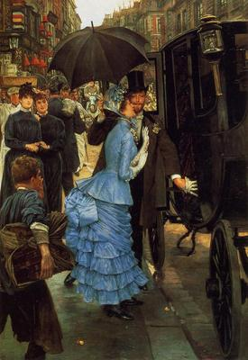 Tissot James Jacques The Bridesmaid