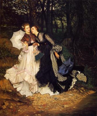 Tissot James Jacques The Confidence aka The Admission