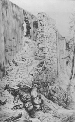 Tissot Le premier homme tue que j ai vu Souvenir du siege de Paris
