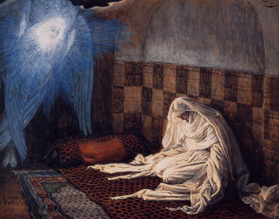 Tissot The Annunciation