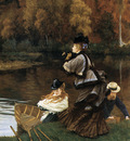 Autumn on the Thames