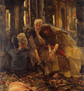 Tissot Inner Voices Christ Consoling the Wanderers