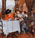 Tissot James Jacques A Luncheon