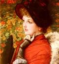 Tissot James Jacques Joseph Type Of Beauty