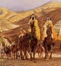 Tissot Journey of the Magi