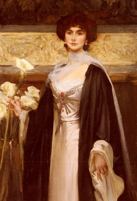 Shannon Sir James Jebusa White Lilies